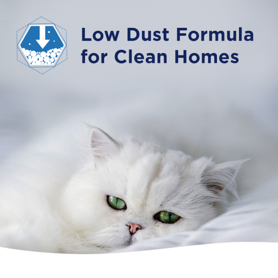 Ever Clean LitterFree Paws clumping cat litter
